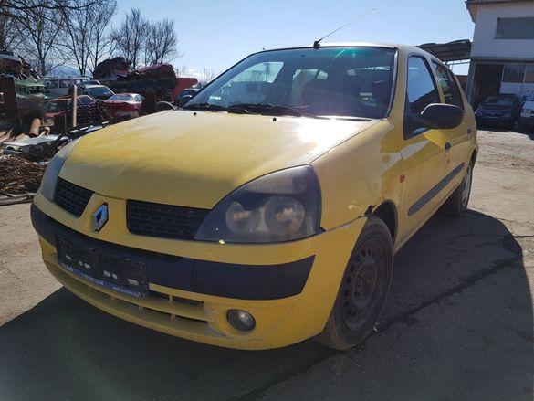 Рено Клио 1.5дци Renault Clio Symbol 1.5 DCI на части