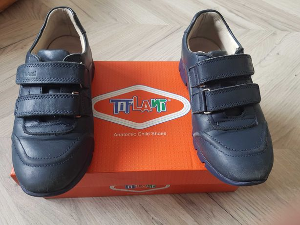 Туфли Tiflani на мальчика 32 размер