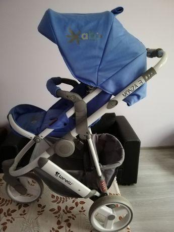 Lorelli Monza 3, комбинирана количка + ПОДАРЪК гърне IKEA
