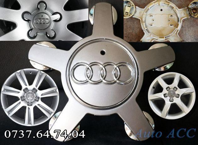 Capace jante aliaj Audi A4 A5 A6 A8 - 4FO 601 165 N –tip gheara / stea