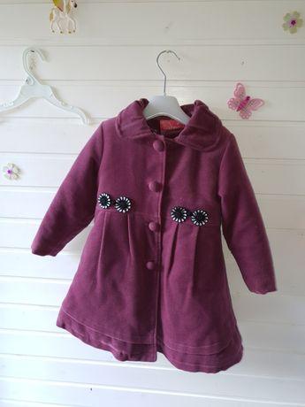 Palton si rochita fetite