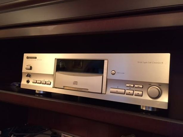 CD player Pioneer PD-S06,high-end ultra rar audiofil