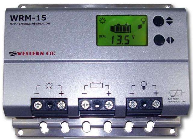 Regulator / Controller Panouri Solare Fotovoltaice MPPT Western Co.15A