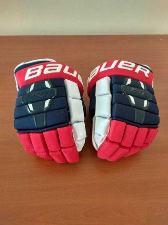 Перчатки хоккейные (краги) Bauer