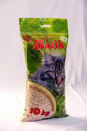 Kotik наполнители для кошек в зоомагазине  Живой мир