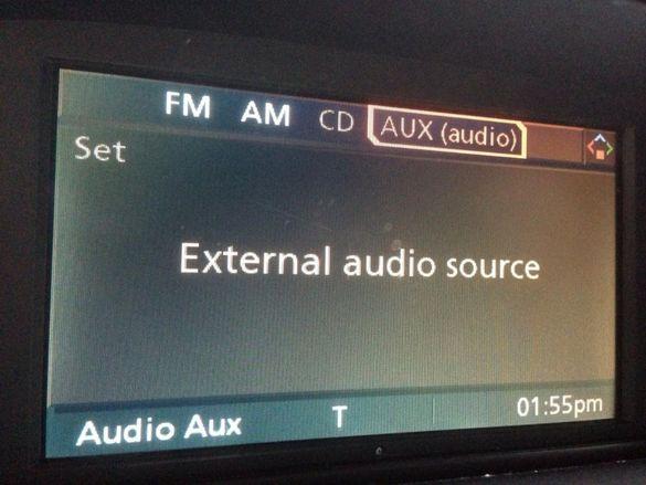 BMW E60 / E90 / X5 AUX Bluetooth модул за слушане на музика БМВ АУКС