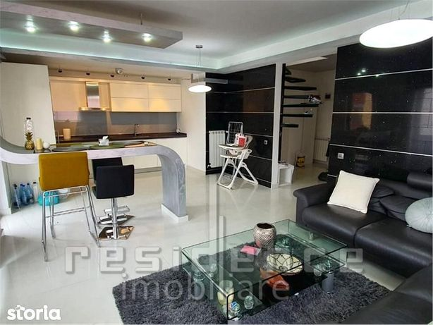 Ultrafinisat! Penthouse 3 camere in Zorilor + Terasa 35mp, Garaj