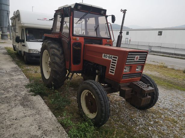 Tractor Fiat agri 80 66