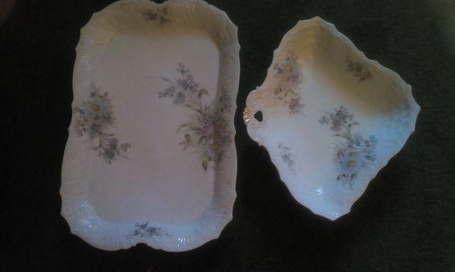 Patouri si farfurii din portela.fabricate de peste 80 de ani