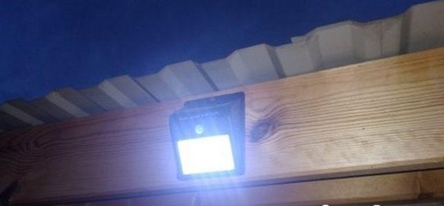 Ультраяркий светильник с датчиком движения. Светильник для дома