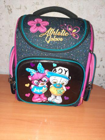 Продам школьный каркасный ортопедический рюкзак