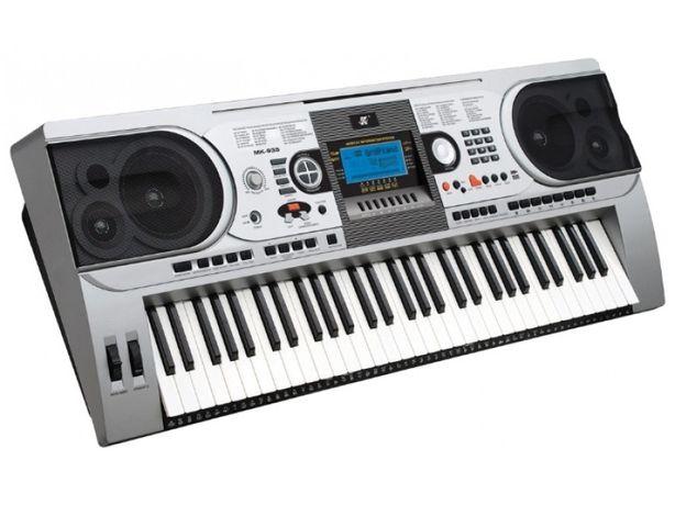 Распродажа! Полупрофессиональные синтезаторы MK 935 с подключением кПК