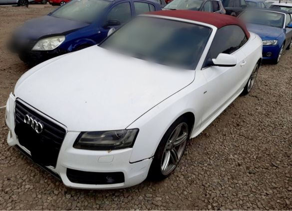Audi A5 cabriolet на части Ауди А5 8т автомат 3.0tdi ccw