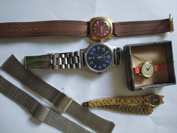 Продам часы производства СССР
