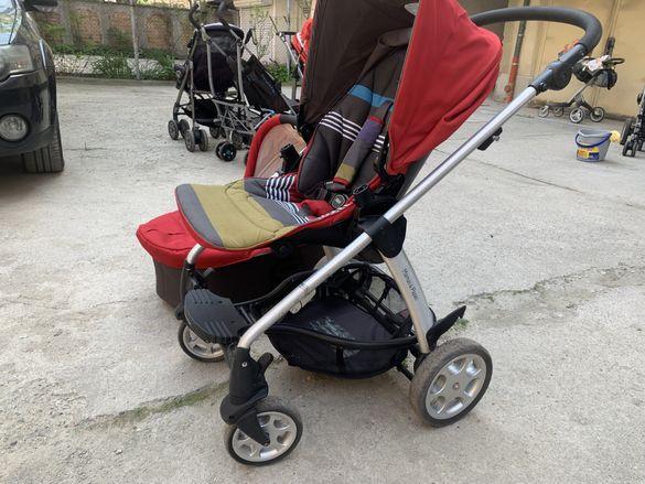 Бебешка количка Mamas and Papas