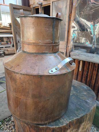 Cazan cupru 11 galeti