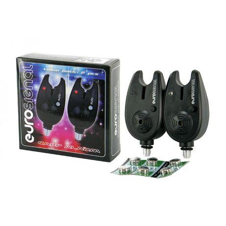 EUROSIGNAL Сигнализатори Carp Alarm Set - SET-2 броя//3броя