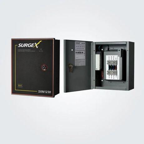 Фильтр-стабилизатор напряжения электрической сети Surgex SXN-123