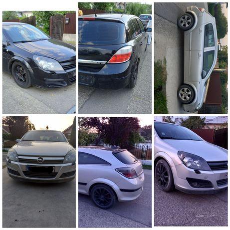 Dezmembrari Opel Astra H 1.7 1.3 1.9 diesel 1.4 benzina cim ecu uec