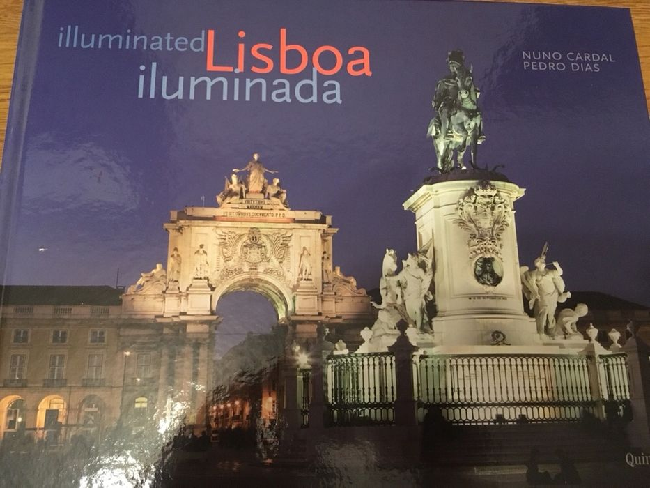 Carte Lisboa Iluminada imagini superbe Lisabona Bucuresti - imagine 1