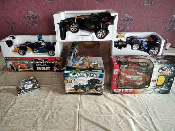 Детски играчки (радио управляеми състезателни коли)