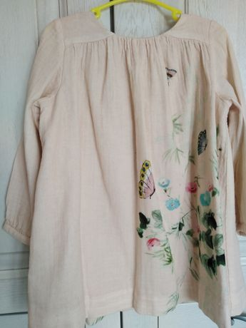 Детска рокля/туника Zara 104 см