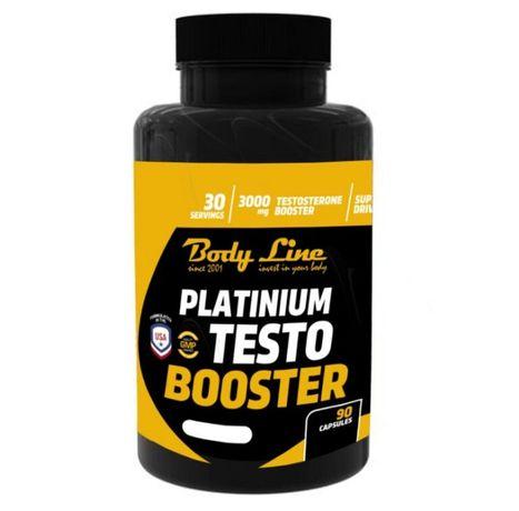 Platinium Testo Booster - steriod natural