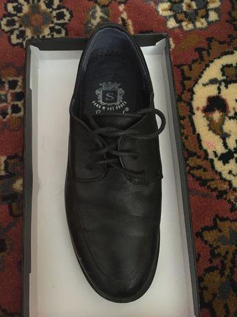 Туфли на мальчика размер 28