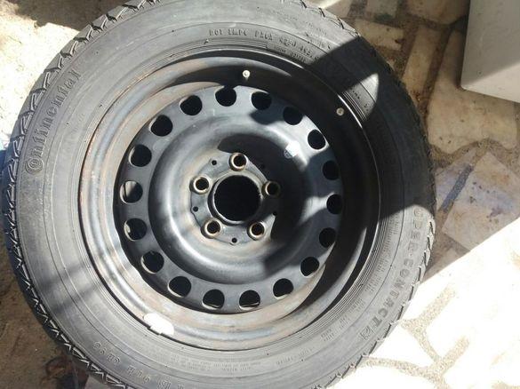 Джанти с гуми мерцедес