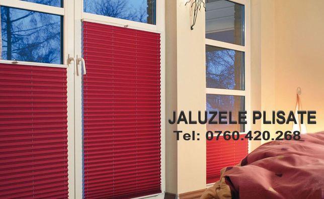 20% Reducere Rolete textile, Jaluzele plisate, jaluzele verticale