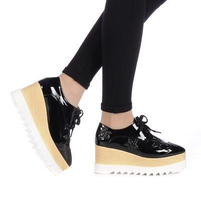 Pantofi cu platforma , foarte usori