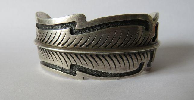 Vintage bratara , argint, sterling
