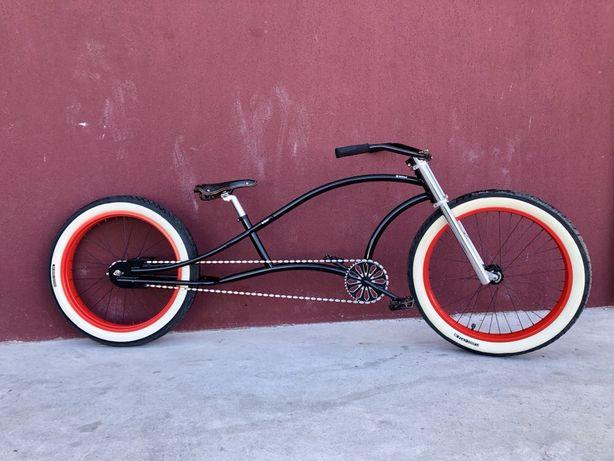 Bicicleta Custom Made Ruff Cycles Germany