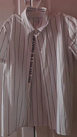 рубашка (oversiz) (waikiki)
