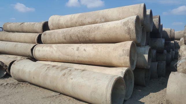 Tuburi din beton armat