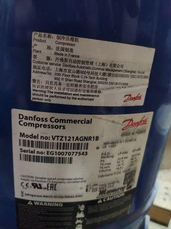 Продам холодильный компрессор danfoss vtz121 не рабочий