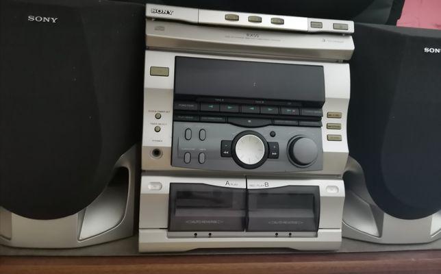 Combina Sony rx 55