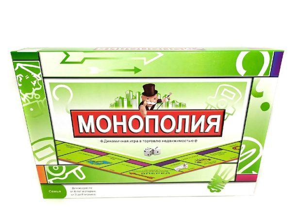 Настольная игра Монополия Классическая. Monopoly game.
