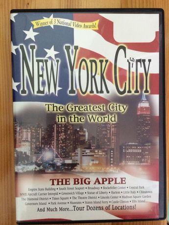 New York City DVD