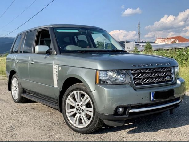 /// Land Rover-Range Rover Vogue FL2010-VARIANTE///