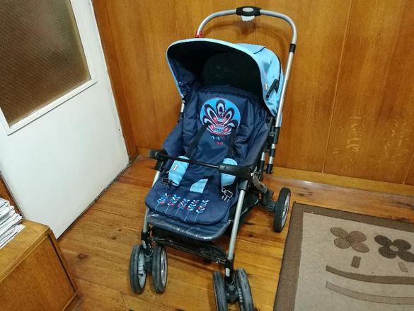 Комбинирана детска количка CHIPOLINO