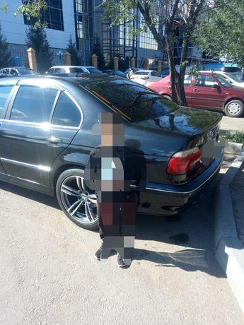 Продам диски с резиной R18 на BMW
