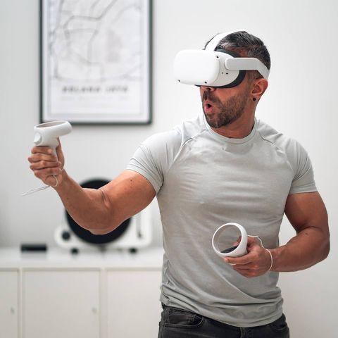Прокат Oculus Quest2 VR очки виртуальной реальности доставим домой!