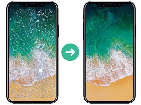 Експресна смяна на стъкло iPhone 11,Xs,X,8,7,6,5