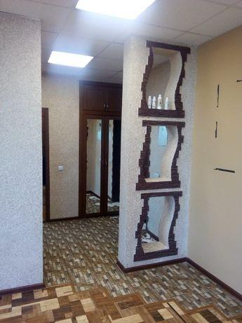 Сдам офис в аренду с евроремонтом в бизнес-центре, место проходимое