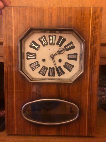 Продам настенные часы (ходики) Янтарь советского периода