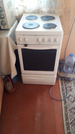 Кухонная электроплита