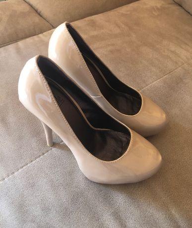 Дамски обувки (нови), р-р 39 гр. Сопот - image 5