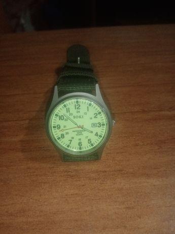 -Vând ceas SOKI - Cu data și ecran Fosforiscent trimit în țară!!!