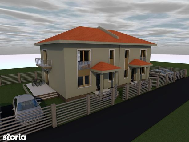Cristian, Duplex, P+E, 4 camere, 250mp teren, 130000euro!